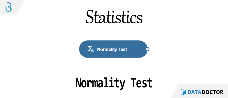 Br) 통계 - Normality Test