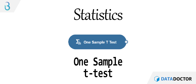 Br) 통계 - One Sample t-test